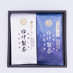 深蒸し煎茶・極上(青白) 100g×2袋