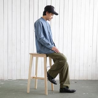 SPELLBOUND <h3>Men's Wide Cargo Pants/ワイドカーゴパンツ