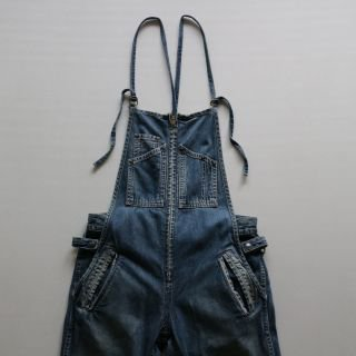 JOHNBULL <h3>Women's French Salopette/フレンチサロペット