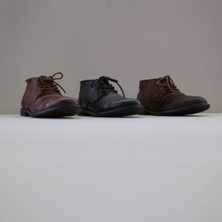 ARGIS <h3>Lace Up Boots/レースアップブーツ