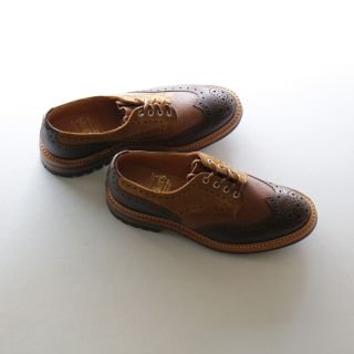 Tricker's <h3>Multi Tone Derby Brogue/ダービーシューズ