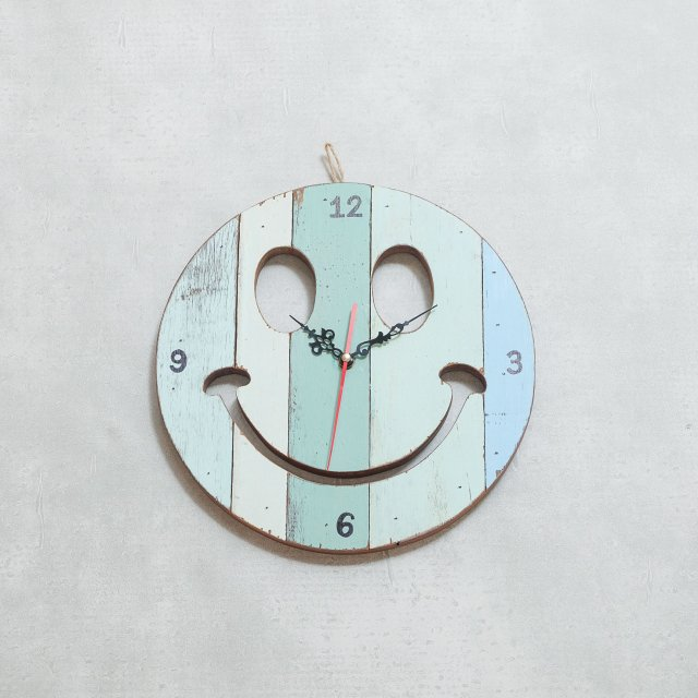 GAIJIN MADE <h3>smile clock/スマイル時計