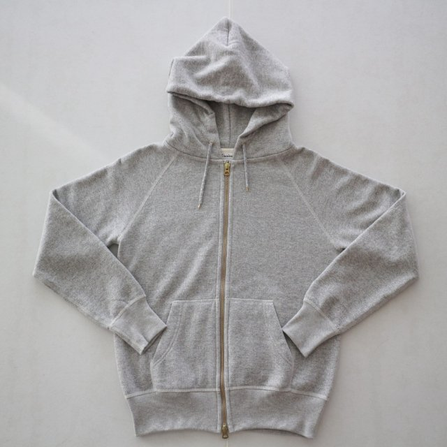 Orcival <h3>Women's Sweat Zip Parka/スウェットジップパーカー
