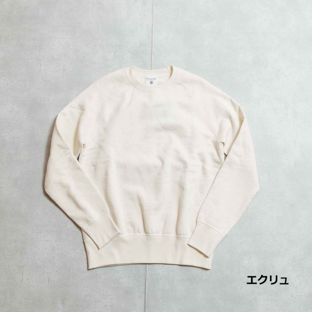 Orcival<h3>Women's Crew Neck Sweat/スウェットプルオーバー