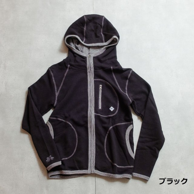 gym master<h3>Men's Sweat Zip Parker/スエットジップパーカー