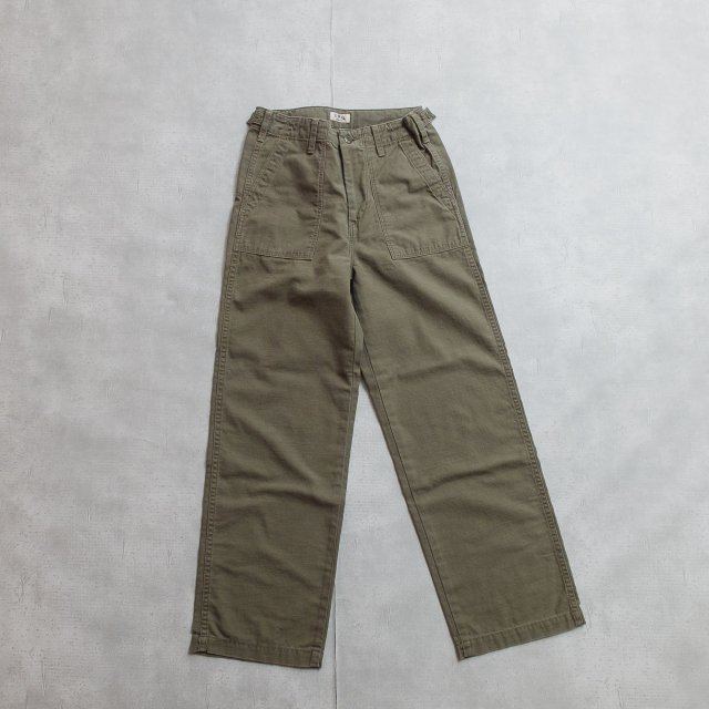DMG <h3>Women's Wide Baker Pants/ワイドベーカーパンツ