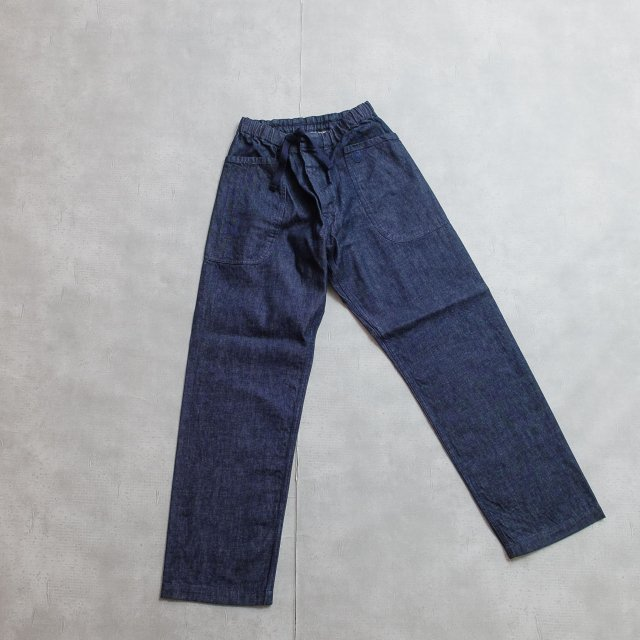 Orcival<h3>Women's Easy Pants/イージーデニムパンツ