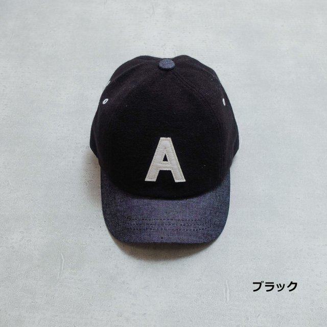 WELL TAILORD<h3>Panel Cap/キャップ