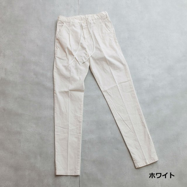 JOHNBULL <h3>Women's Linen Easy Pants/リネンイージーパンツ