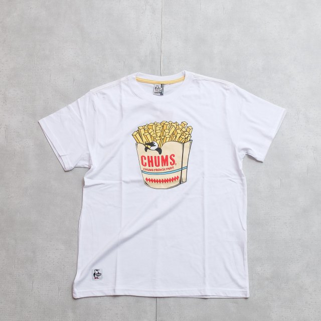 CHUMS <h3>Men's Booby Potato T-Shirts/ブービーポテトTシャツ
