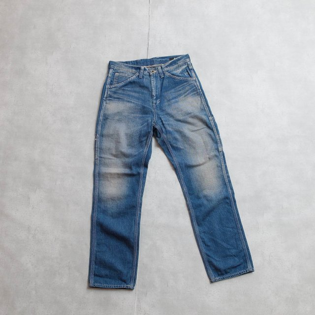 JOHNBULL <h3>Men's Denim Slim Painter Pants/スリムペインターパンツ