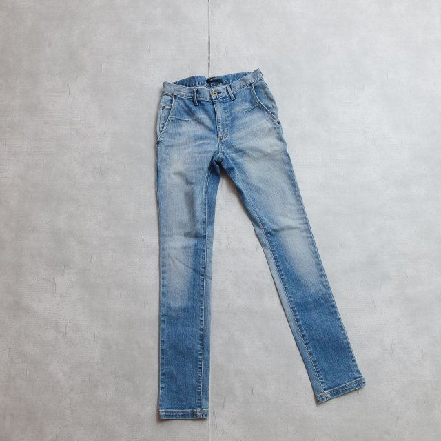 JOHNBULL <h3>Men's Darts Denim Pants/ダーツジーンズ