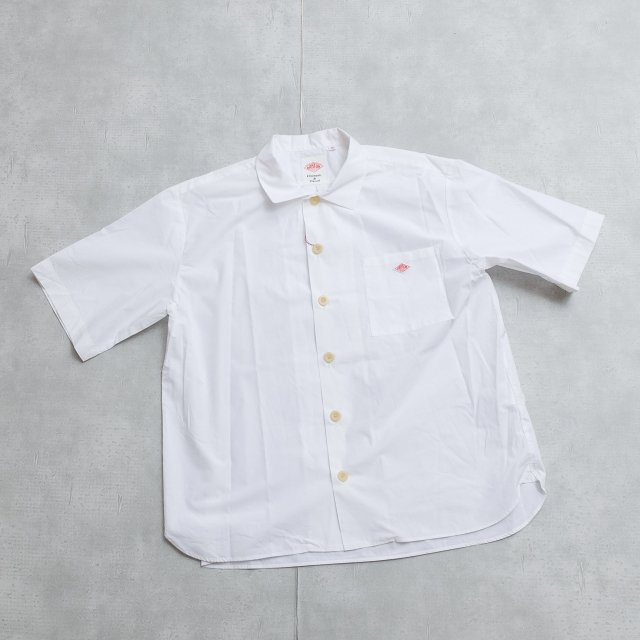 DANTON <h3>Men's Short Sleeve Shirts/半袖ワイドシャツ