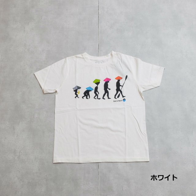 KAVU <h3>Back To Nature T-Shirts/プリントTシャツ