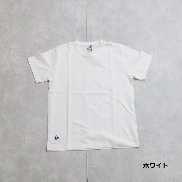 CHUMS <h3>Men's Utah Pocket T-Shirts/ユタポケットTシャツ