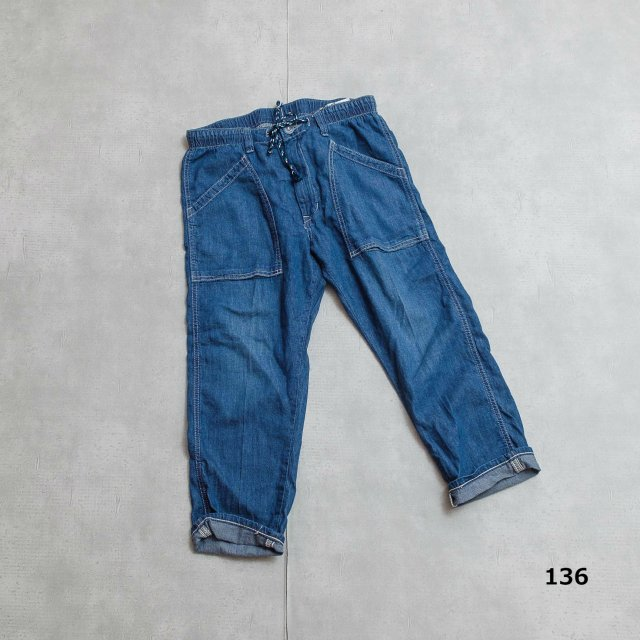 Lee <h3>Men's Dungarees Easy Baker Cropped Pants/ベーカークロップドパンツ