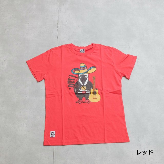 CHUMS <h3>Mexican Booby T-Shirt/メキシカンブービーTシャツ