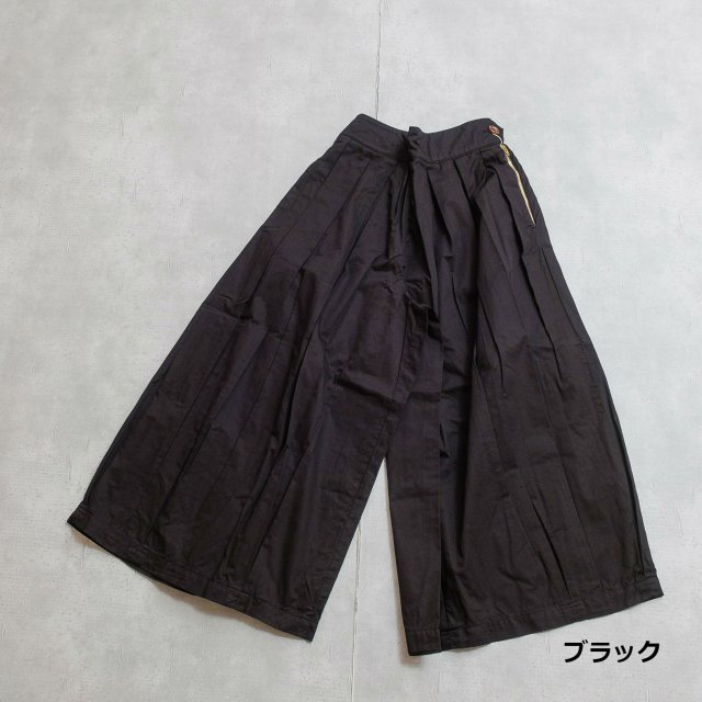 HARVESTY<h3>Women's Circus Culottes/サーカスキュロット