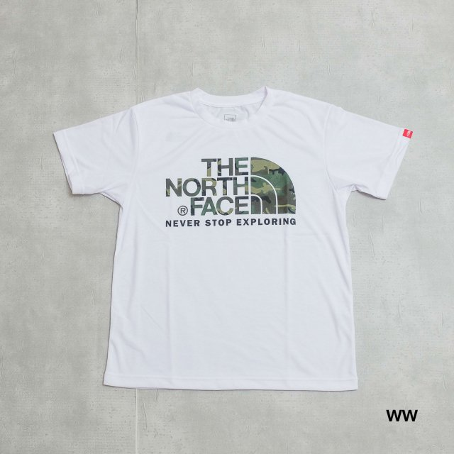 THE NORTH FACE <h3>Men's Camouflage Logo T-Shirts/ロゴTシャツ