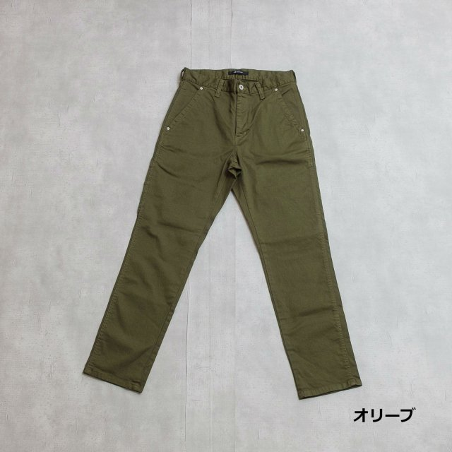 JOHNBULL <h3>Men's Work Stretch Pants/ストレッチワークパンツ