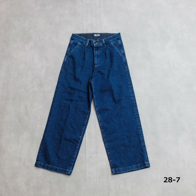 DMG <h3>Women's Tack  Baggies Pants/タックバギーパンツ