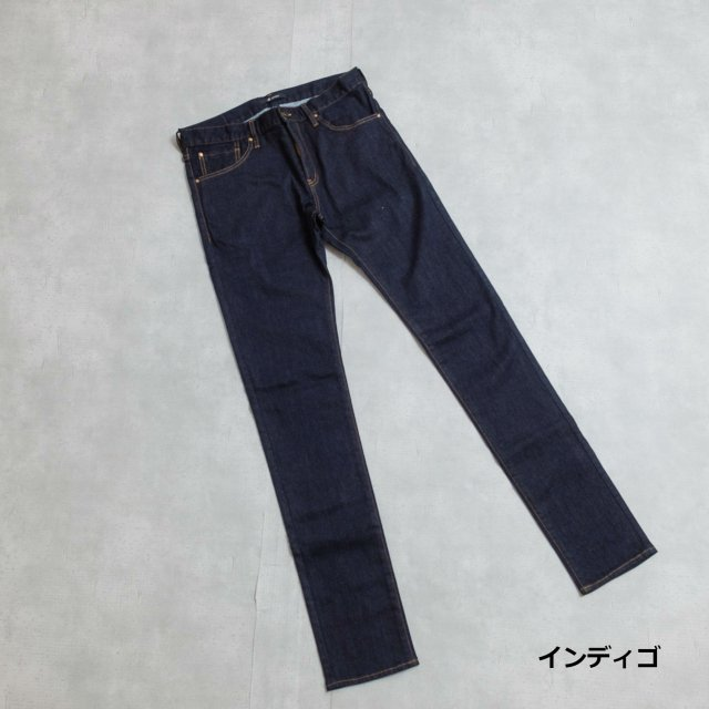JOHNBULL <h3>Men's Stretch Snug Denim Pants/ストレッチスナッグデニム