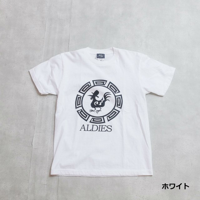 ALDIES<h3>Men's Chicken Thunder T-Shirt/チキンTシャツ