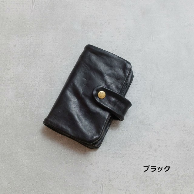 Dono<h3>Wash Leather Wallet Tote/二つ折財布