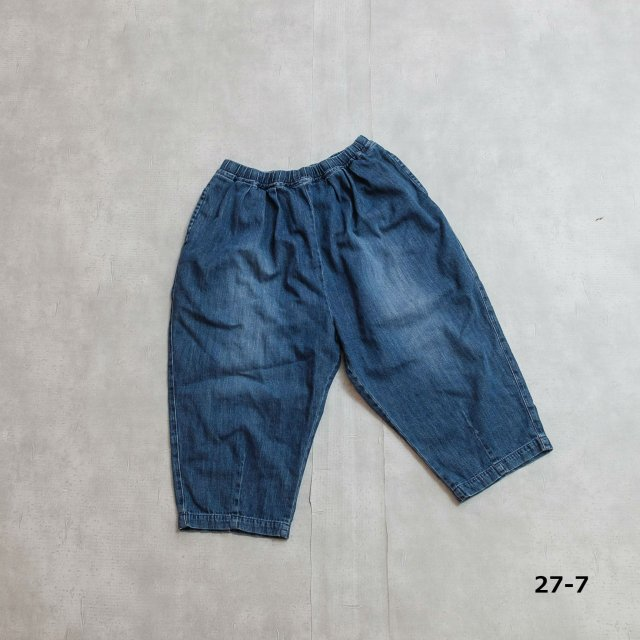 BROCANTE <h3>Women's Denim Pants/バロンパンツ