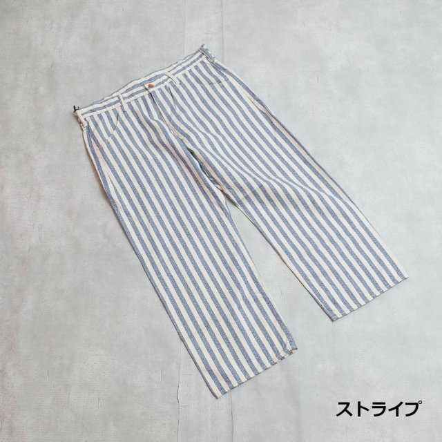 BRU NA BOINNE <h3>Men's Buche Over pants/ピーターツイストパンツ