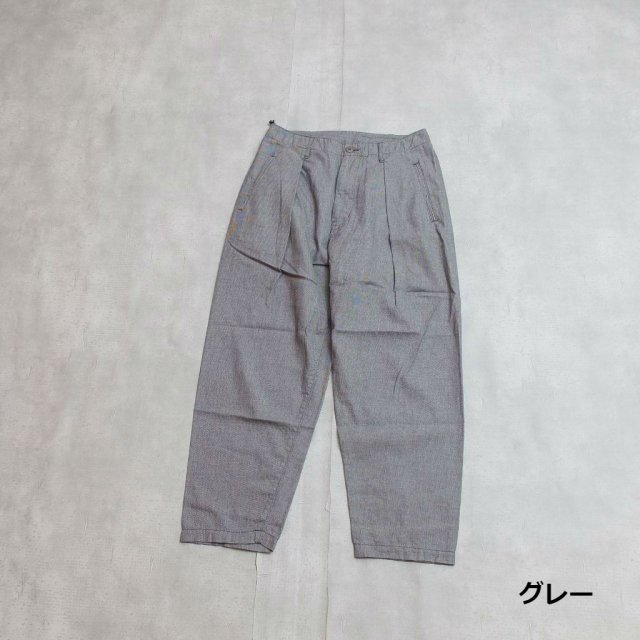 BRU NA BOINNE <h3>Men's Big Dernie Shark Pants/ビックダーニーシャークパンツ