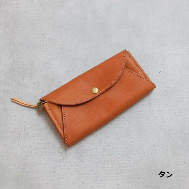 Dono<h3>Leather Long Wallet/長財布