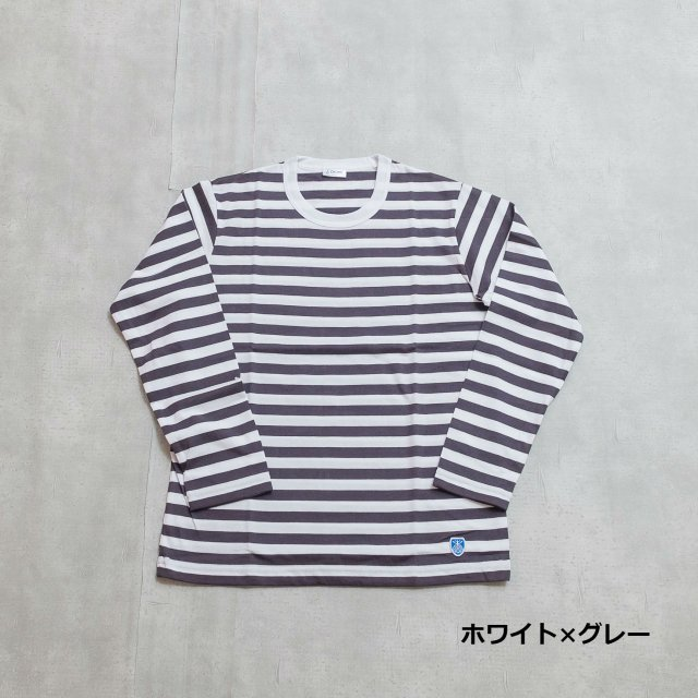 Orcival<h3>LongSleeve Border T-Shirts/ボーダーロングTシャツ