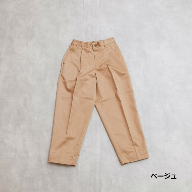DANTON <h3>Women's Cropped Pants/クロップドパンツ