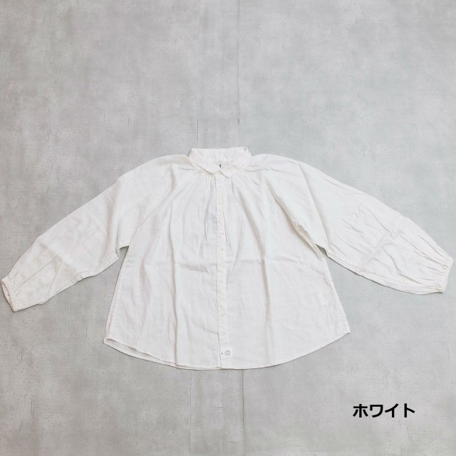 BROCANTE <h3>Women's Grand Rond Shirt/グランロンシャツ