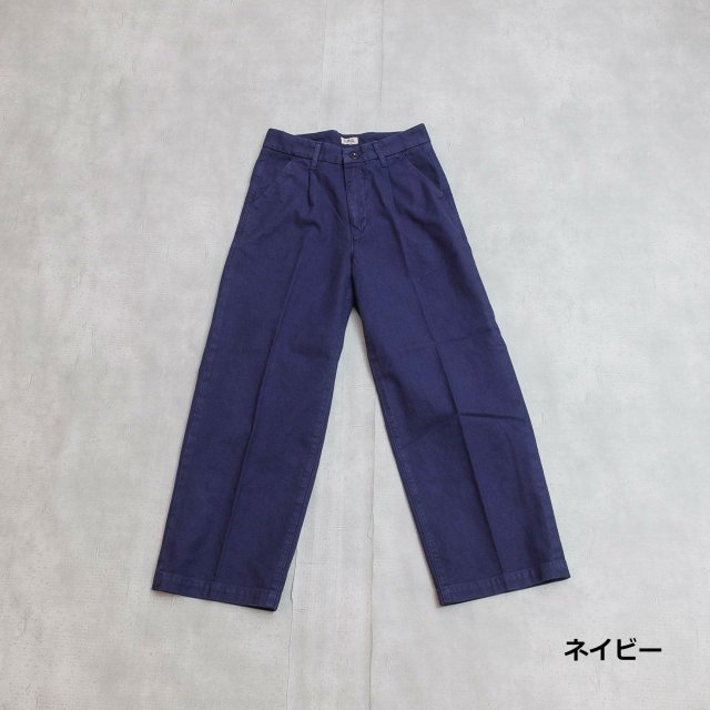 DMG<h3>Women's Tuck Buggy Pants/タックバギーパンツ