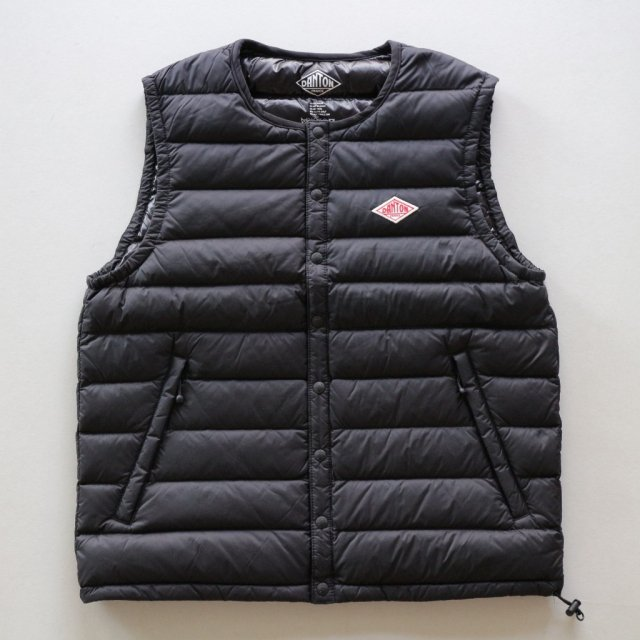DANTON <h3>Men's Inner Down Vest/インナーダウンベスト