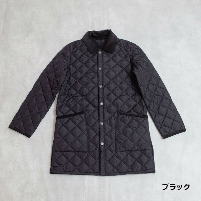 BARBOUR <h3>Men's New Liddesdale Long Nylon/キルティングコート