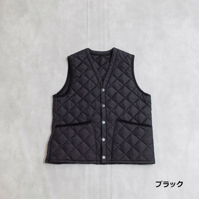 BARBOUR <h3>Men's Quilt Vest Nylon/キルティングベスト
