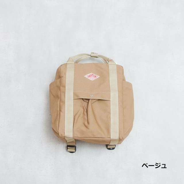 DANTON <h3>Kids Utility Bag/2Wayバッグ