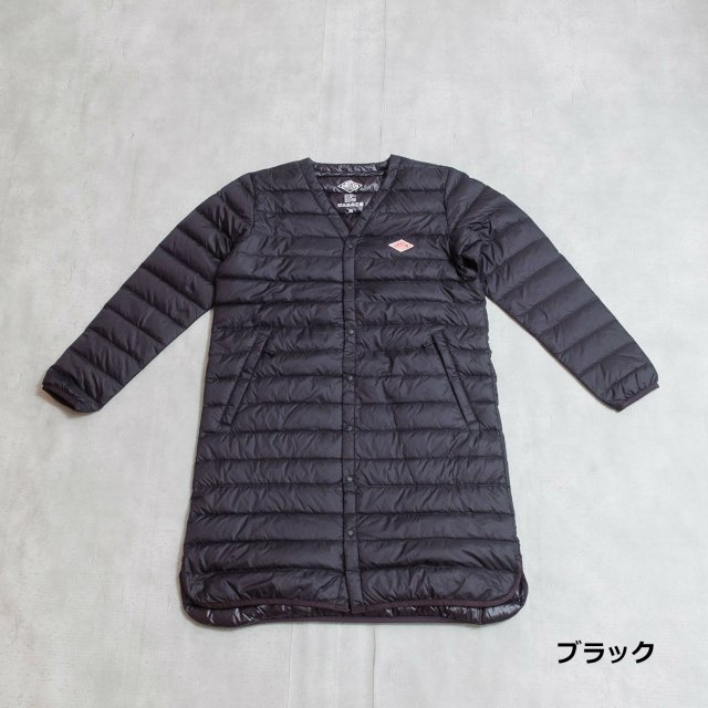 DANTON <h3>Women's Inner Down Coat/インナーダウンコート