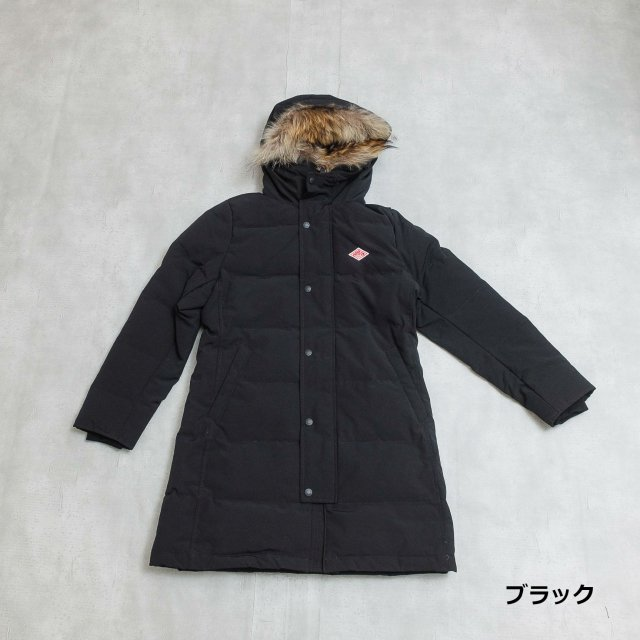 DANTON <h3>Women's Down Hood Coat/ダウンフードコート