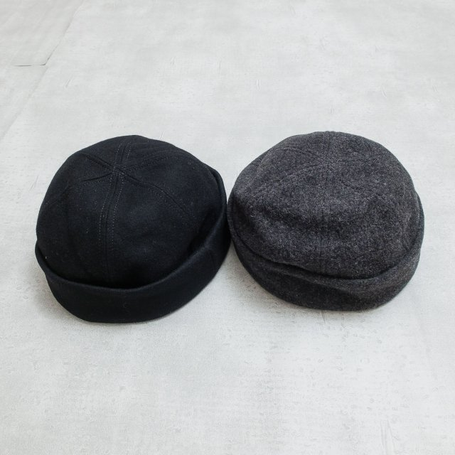 New York Hat<h3>Wool Thug/ウールサグ