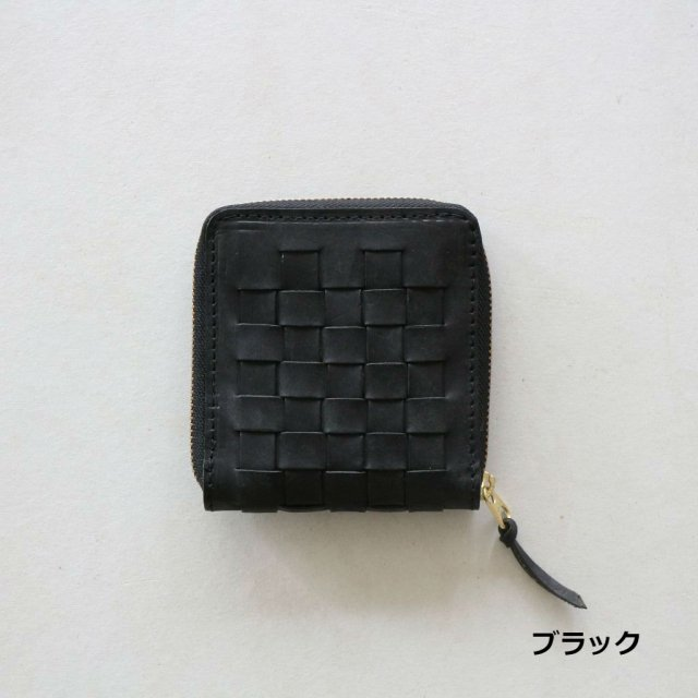Cattle baby sitter <h3>Woven Wallet/2つ折ウォレット