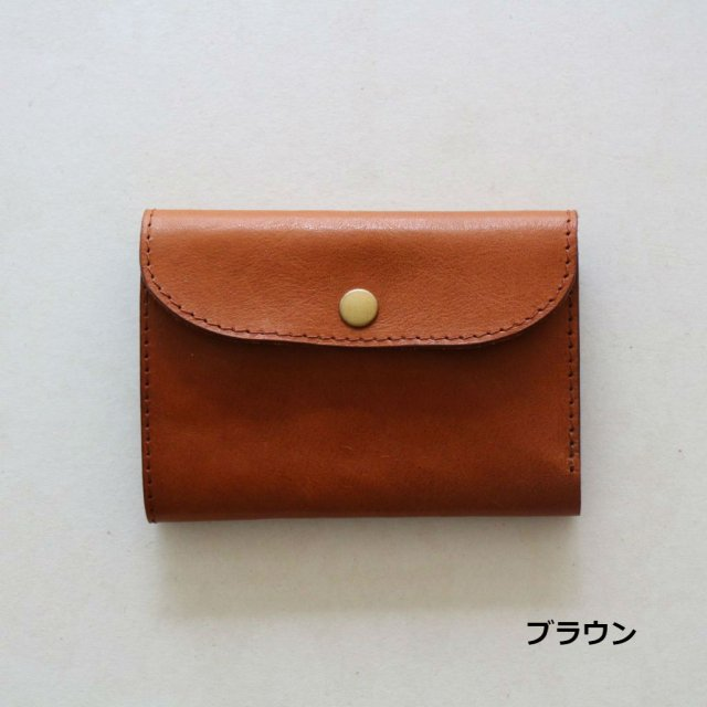 Cattle baby sitter <h3>Leather Wallet/3つ折ウォレット