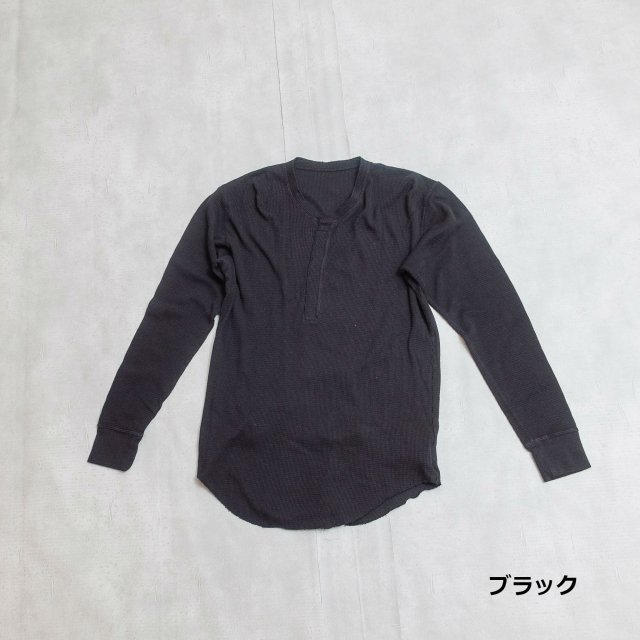 BRU NA BOINNE <h3>Men's Long Sleeve T-Shirts / フランクヘンリー