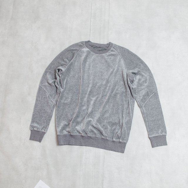 BRU NA BOINNE <h3>Men's Puzzle Sweat Shirts / パズルベロアスエット