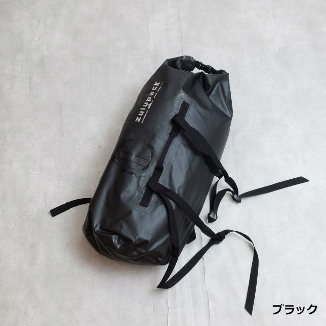 Zulupack<h3>Roll Top Duffle Back Pack/TUBE 45