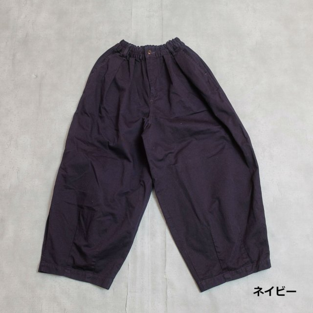 HARVESTY <h3>Women's Circus Pants/チノサーカスパンツ