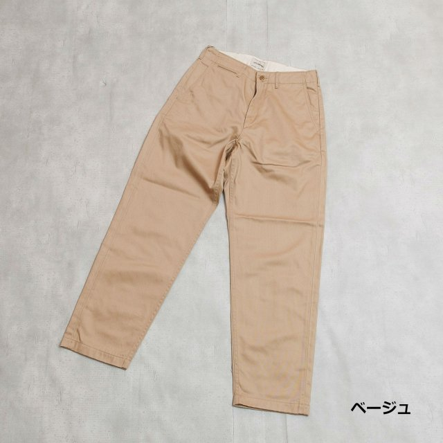 SPELLBOUND <h3>Men's Loose Tapered Trousers/ルーズテーパードトラウザーパンツ